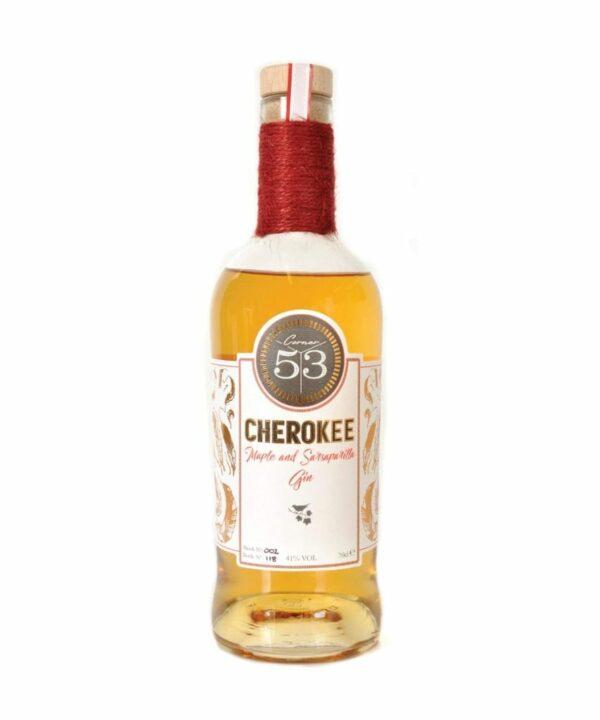 Corner 53 Cherokee Gin - The Gin Stall