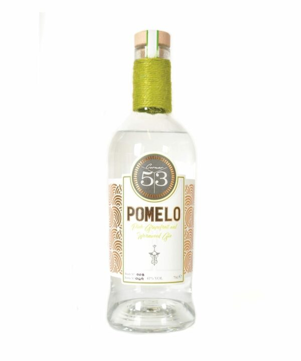 Corner 53 Pomelo Gin - The Gin Stall
