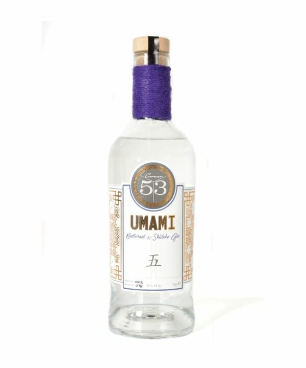 Corner 53 Umami Gin _ The Gin Stall