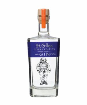 St Giles Divers Edition Gin - The Gin Stall