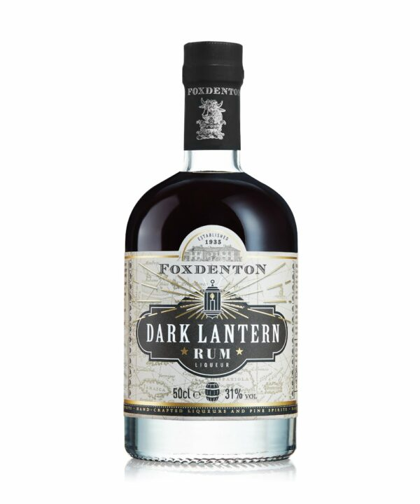 Foxdenton Dark Lantern Rum Liqueur - The Gin Stall