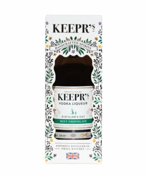 Keepr's Mint Chocolate Vodka 20cl - The Gin Stall