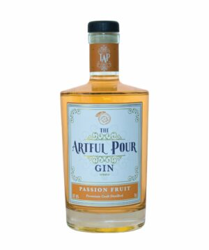 The Artful Pour Passion Fruit Gin - The Gin Stall