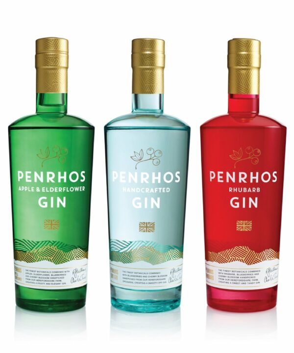 Penrhos Gin - The Gin Stall