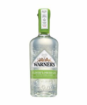 Warner's Elderflower Gin - The Gin Stall