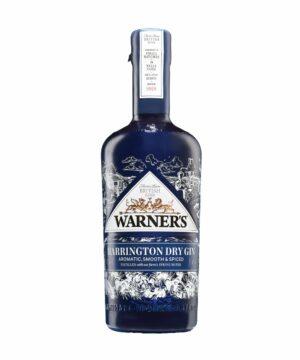 Warner's Harrington Dry Gin - The Gin Stall