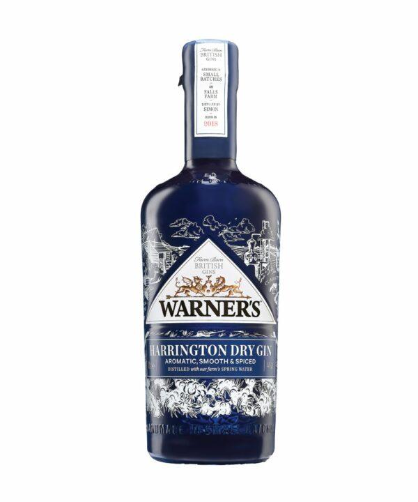 Warners Harrington Dry Gin - The Gin Stall