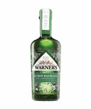 Warner's Lemon Balm Gin - The Gin Stall