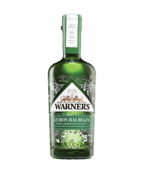 Warners Lemon Balm Gin - The Gin Stall