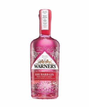 Warners Rhubarb Gin - The Gin Stall