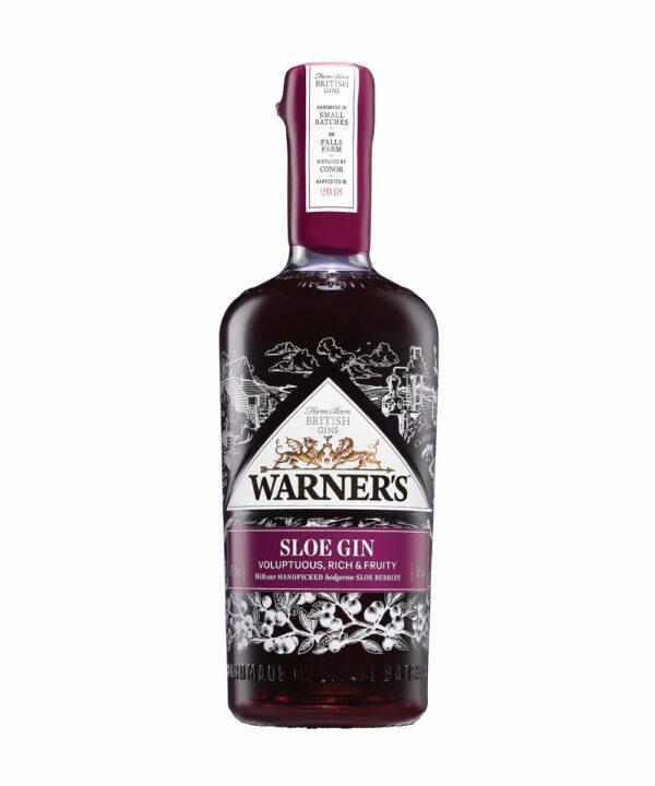 Warners Sloe Gin - The Gin Stall