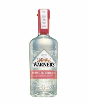 Warners Spring Blossom Gin - The Gin Stall