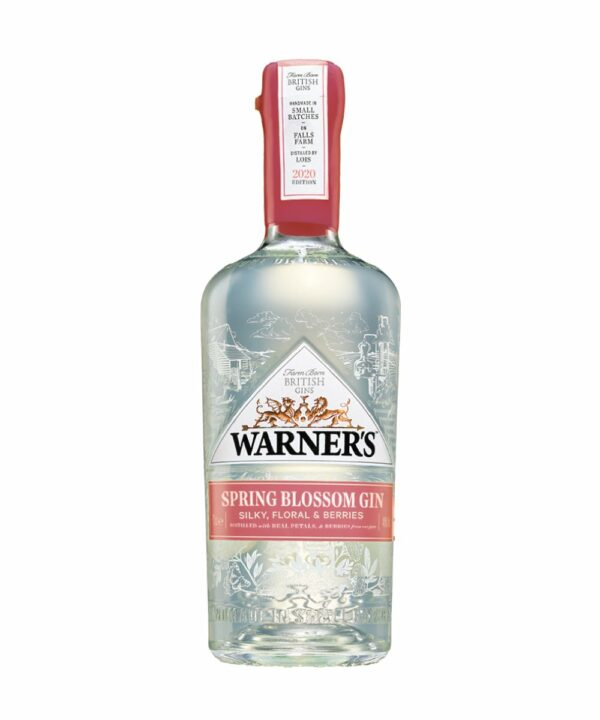 Warner's Spring Blossom Gin - The Gin Stall