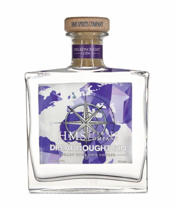HMS Spirits Dreadnought Gin - The Gin Stall