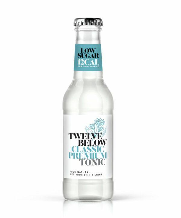 Twelve Below Classic Premium Tonic Water - The Gin Stall