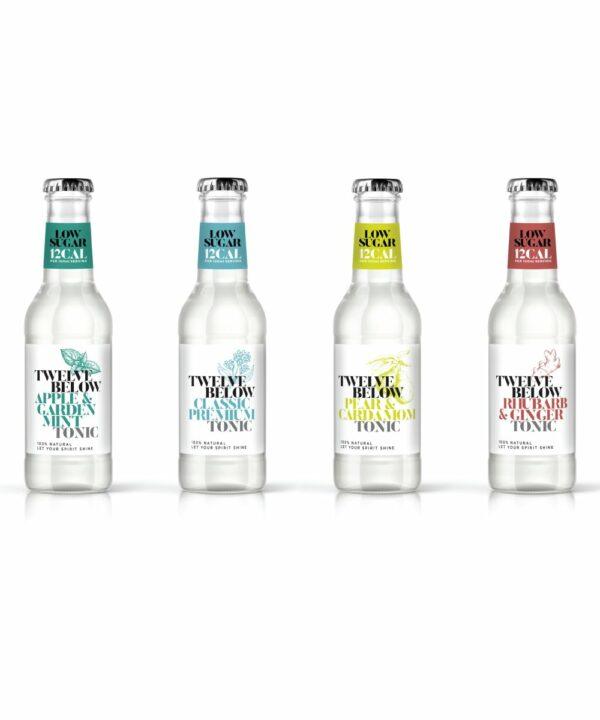 Twelve Below Tonic - The Gin Stall