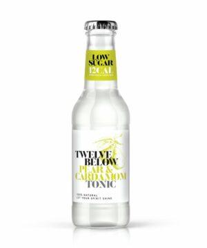 Twelve Below Pear & Cardomom Tonic Water