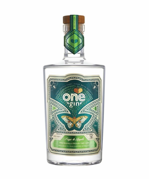 One Gin Sage & Apple