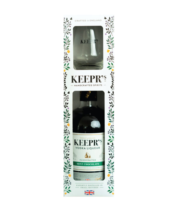 Keeprs Mint Chocolate Vodka - The Gin Stall
