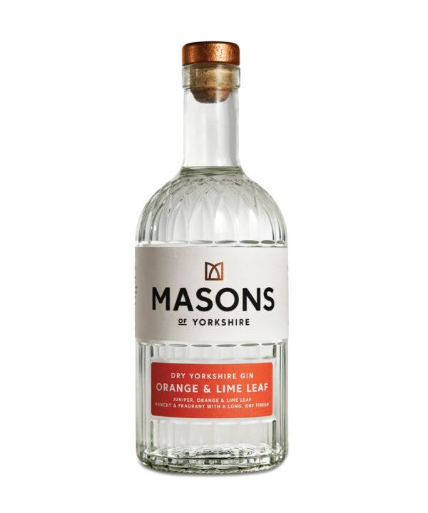 Masons Orange & Lime Leaf Gin - The Gin Stall