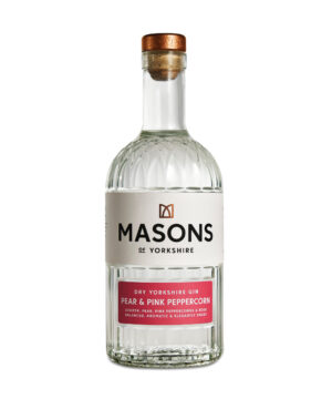Masons Pear & Pink Peppercorn Gin - The Gin Stall