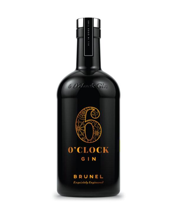 6 O'Clock Brunel Gin - The Gin Stall