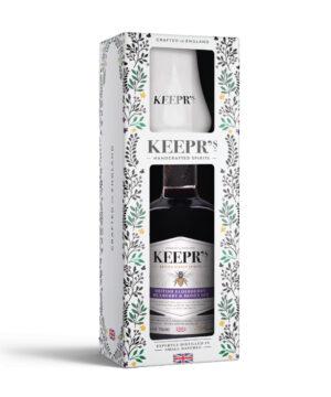 Keepr's British Elderberry, Mulberry & Honey Gin- The Gin Stall