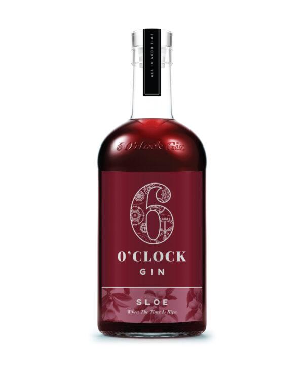 6 O Clock Sloe Gin - The Gin Stall