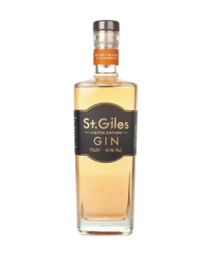 St Giles Spiced Orange & Cranberry Gin - The Gin Stall