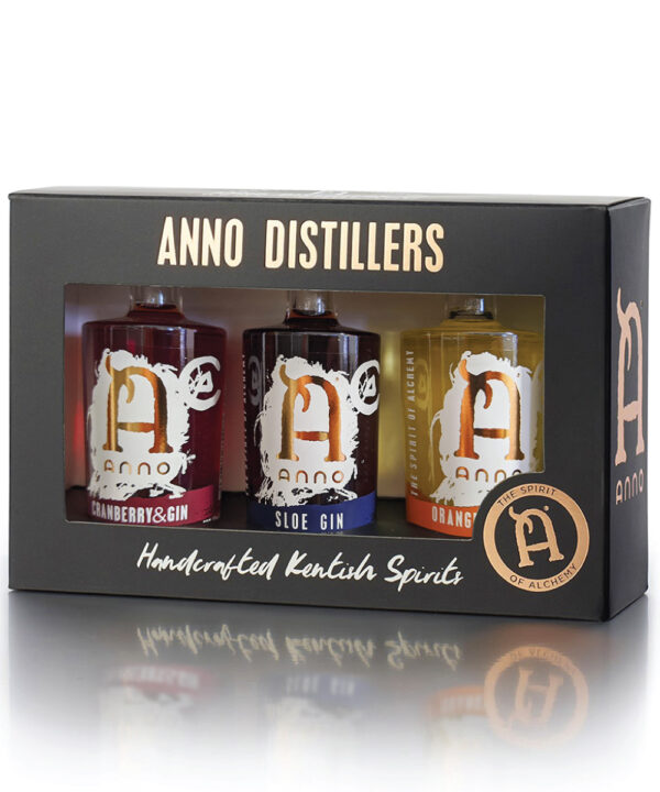 Anno Winter Miniature Gift Set - The Gin Stall