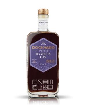 Dockyard Damson Gin - The Gin Stall