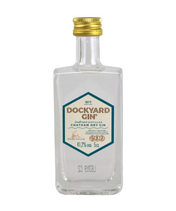 Dockyard Chatham Dry Mini - The Gin Stall