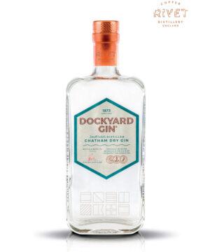 Copper Rivet Dockyard Gin - The Gin Stall