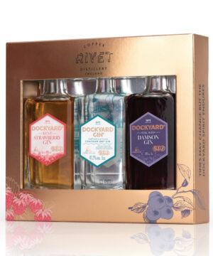 Dockyard Gin Gift Set - The Gin Stall