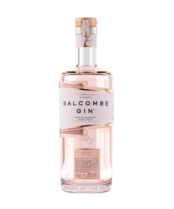 Salcombe Rose Sainte Marie Gin - The Gin Stall
