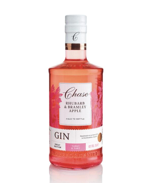 Chase Rhubarb & Bramley Apple Gin - The Gin Stall