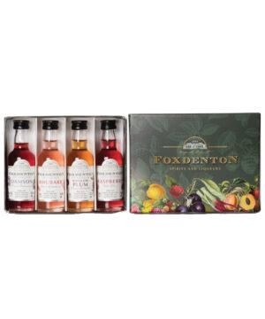 Foxdenton 4 Mini Gift Set - The Gin Stall