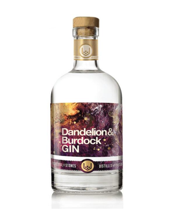 Pocketful of Stones Dandelion & Burdock Gin - The Gin Stall