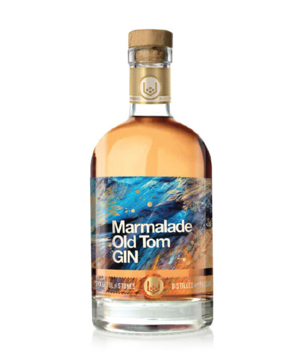 Pocketful of Stones Marmalade Old Tom Gin - The Gin Stall