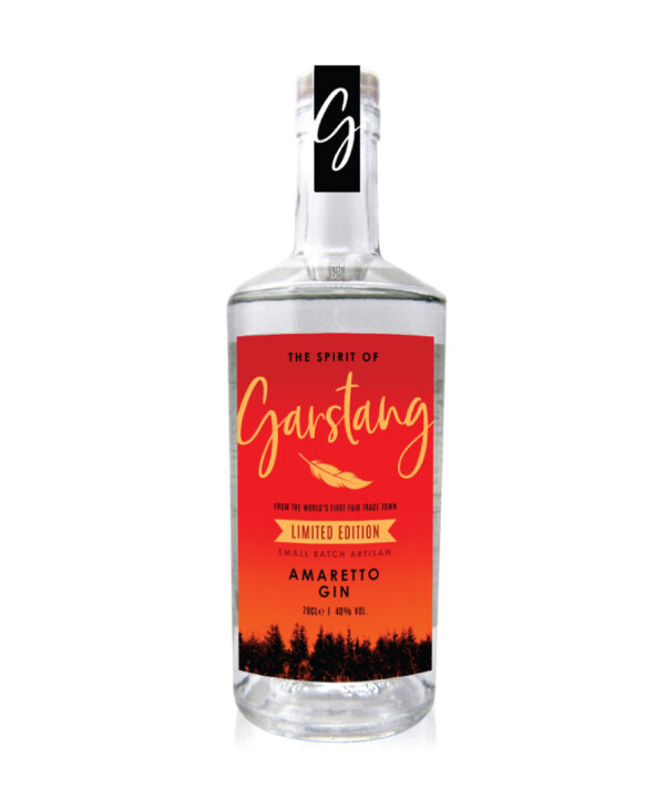 Spirit of Garstang Ameretto Gin - The Gin Stall