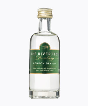 River Test London Dry Miniature - The Gin Stall