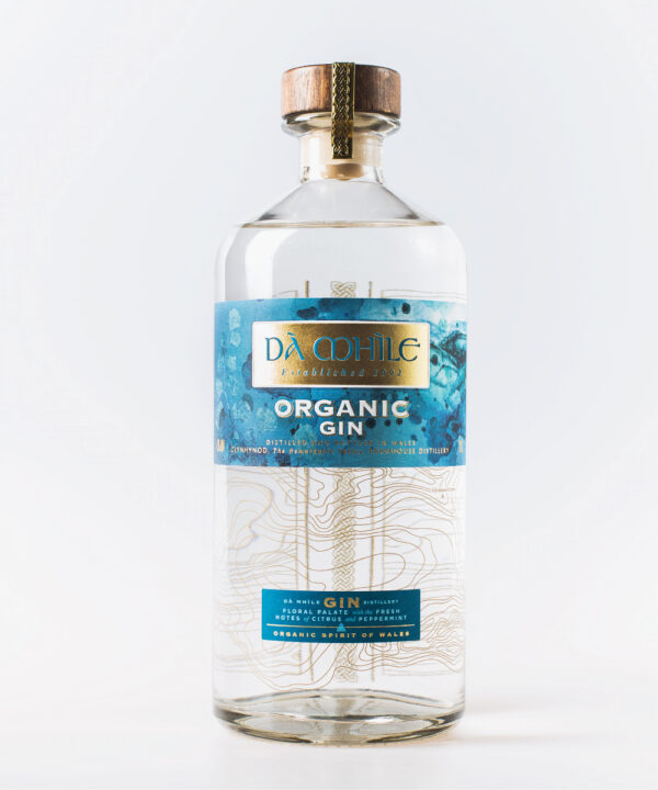 Da Mhile Organic Gin - The Gin Stall