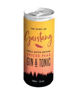 Spirit of Garstang Spiced Pear Gin & Tonic - The Gin Stall
