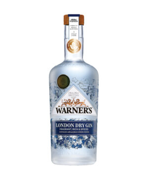Warners London Dry Gin - The Gin Stall