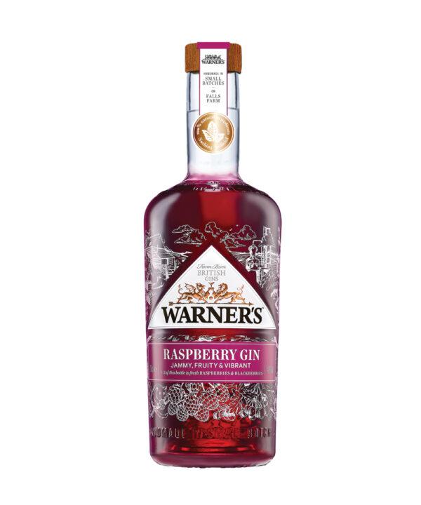 Warners Raspberry Gin - The Gin Stall