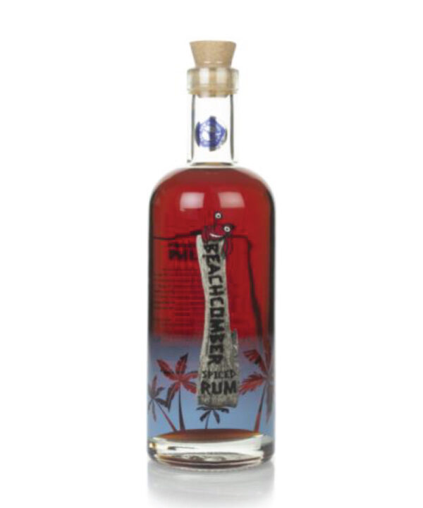 Beachcomber Spiced Rum - The Gin Stall