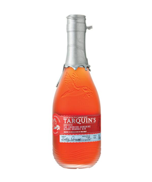 Tarquins Cornish Sunshine Blood Orange Gin - The Gin Stall