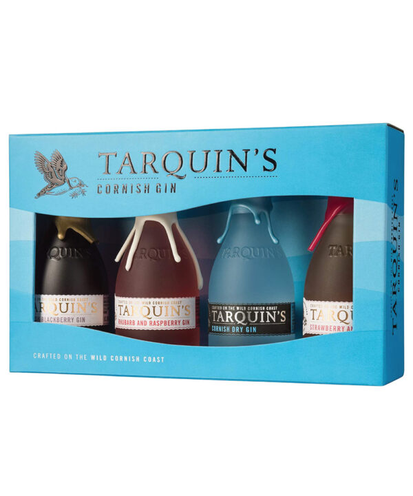 Tarquins Gin Miniature Gift Set - The Gin Stall