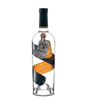 Eccentric Spirits Cardiff Dry Gin - The Gin Stall