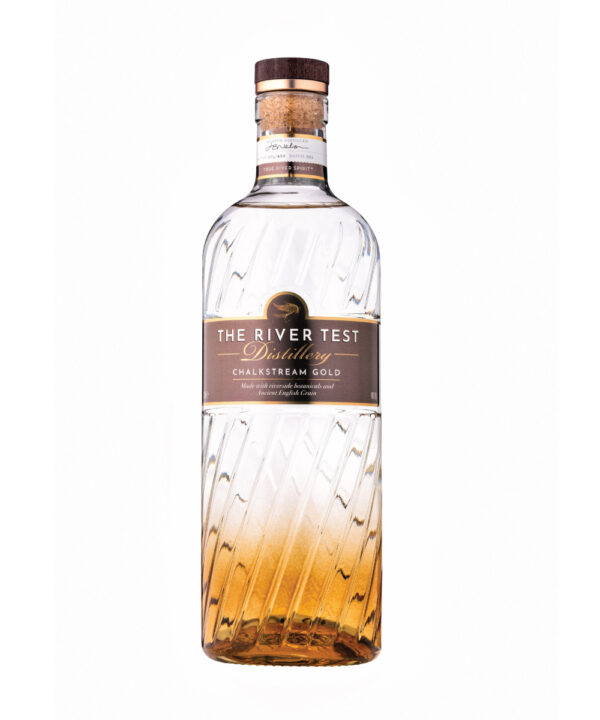 River Test Chalkstream Gold Gin - The Gin Stall